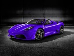 Purple Ferrari