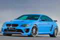 Blue BMW Cars