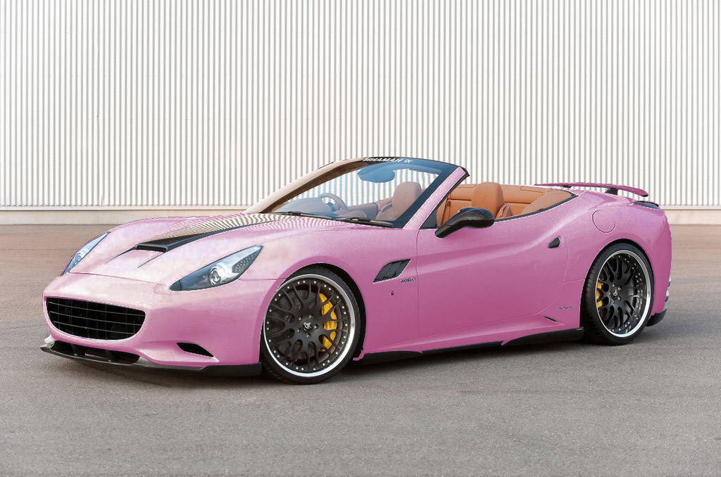 Pink Ferrari Car Pictures Amp Images 226 Super Hot Pink Ferrari