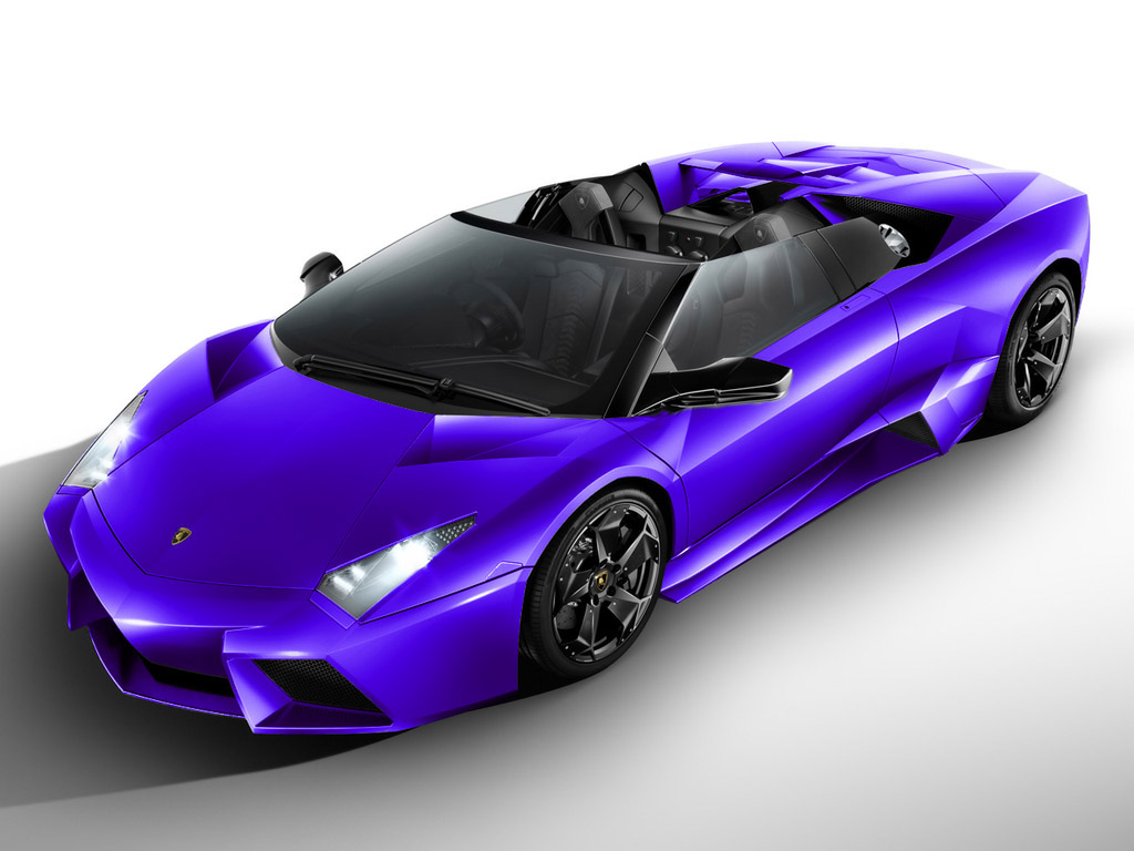 Purple Lamborghini Cars