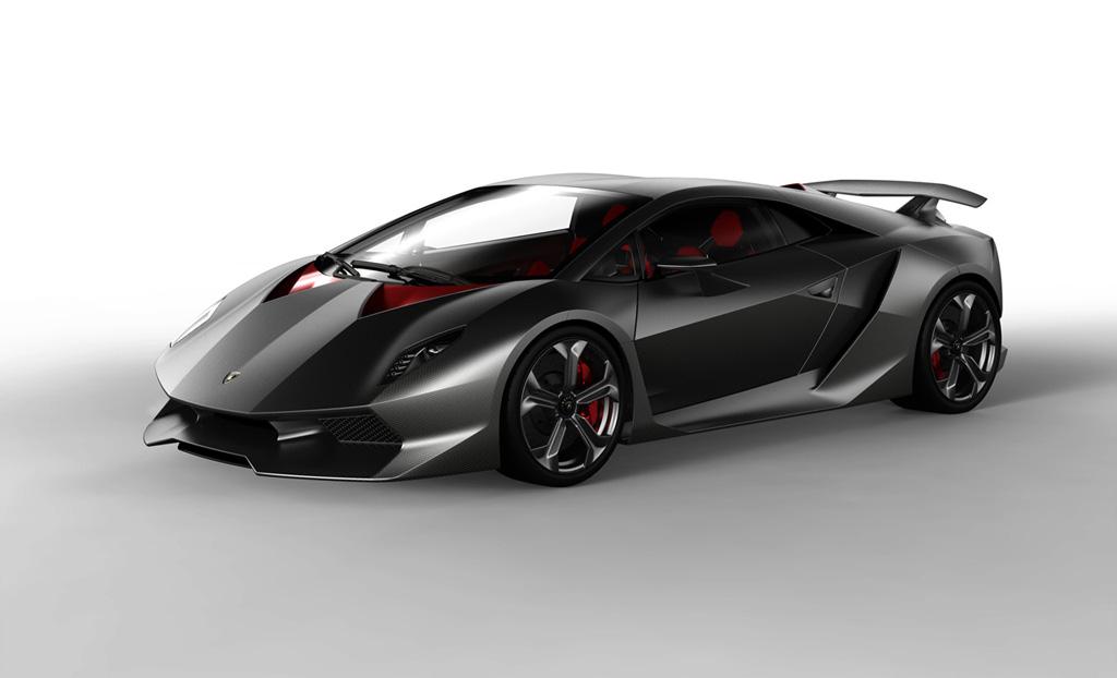Lamborghini Sesto Elemento Colors Lamborghini 2016