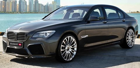 2011 Mansory BMW 7 Series Specs Pictures Engine Review
