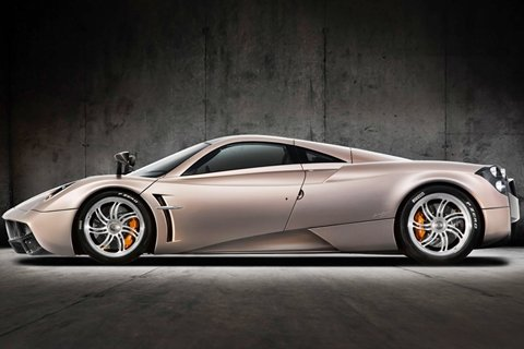 TOP EXOTIC CARs: Top 5 Most Expensive Exotic Cars