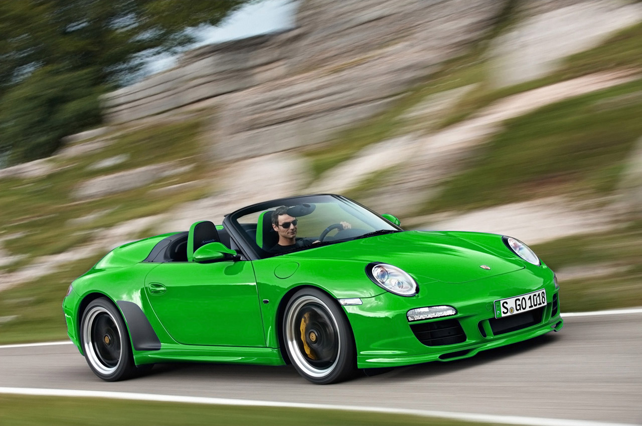 Green Porsche Car Pictures Amp Images 226 Super Hot Green