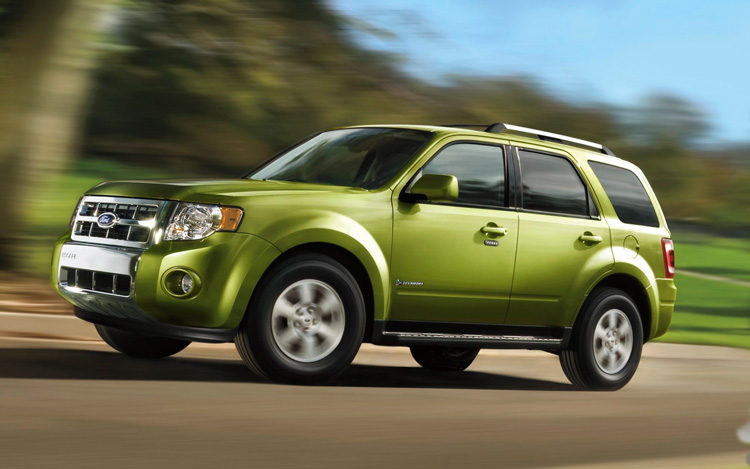 Most Fuel Efficient SUVs - Top 10 Best Gas Mileage SUV ...