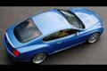 Blue Bentley