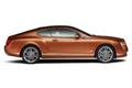 Orange Bentley