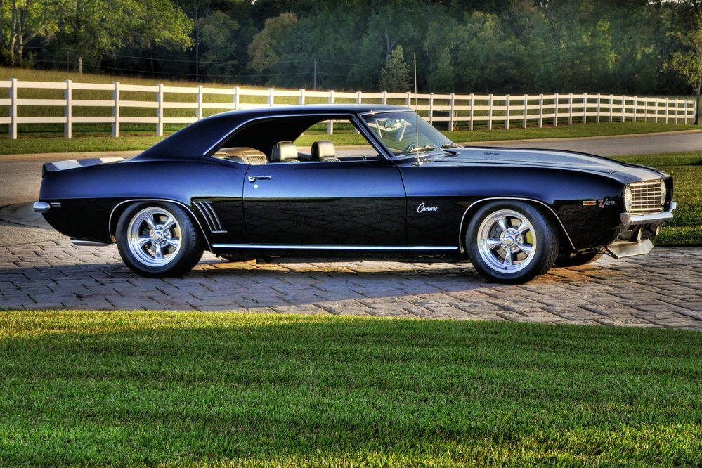 Fastest Classic Muscle Cars: Top 10 List Of Muscle Cars
