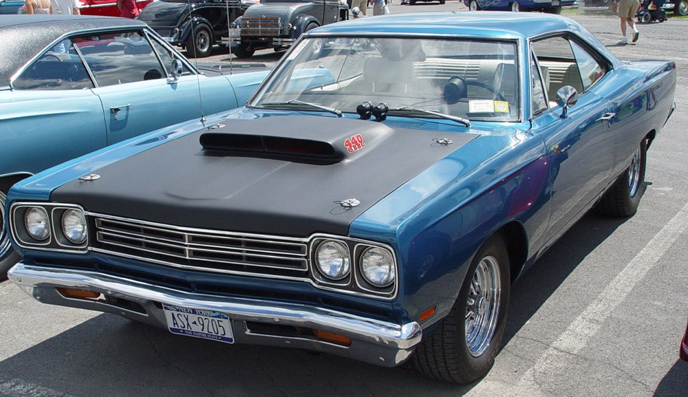 Fastest Classic Muscle Cars: Top 10 List of Muscle Cars from the Past