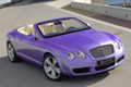 Purple Bentley