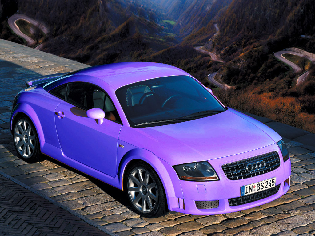 Purple Audi Car Pictures & Images – Super Cool Purple Audi