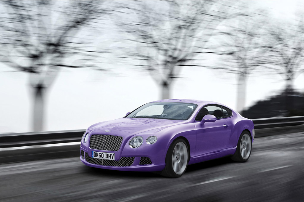 Purple Bentley Car Pictures Images Super Cool Purple