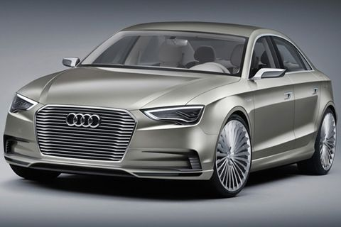 2011 audi a3 e tron concept car review specs pictures. Black Bedroom Furniture Sets. Home Design Ideas