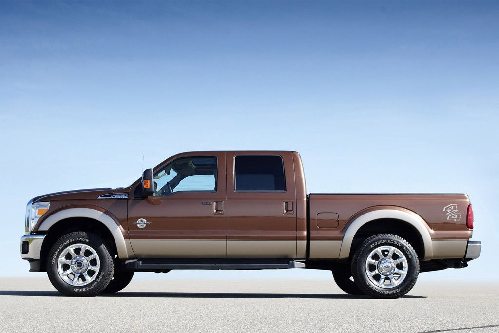2011 ford super duty review specs pictures price mpg. Black Bedroom Furniture Sets. Home Design Ideas