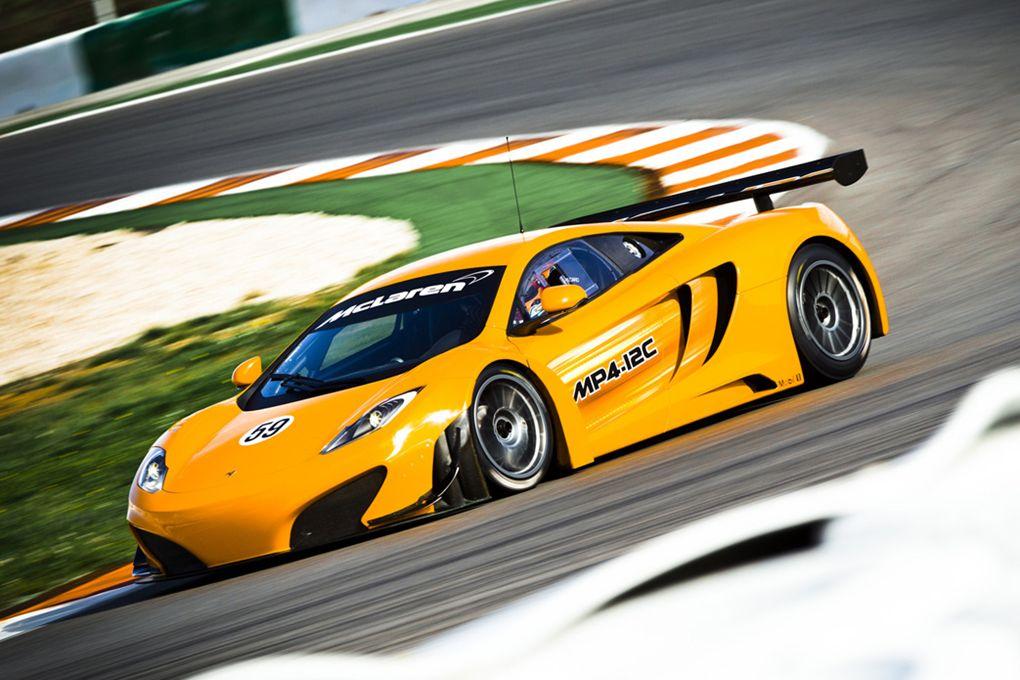 2011 McLaren MP4-12C GT3 Specs, Pictures & Engine Review