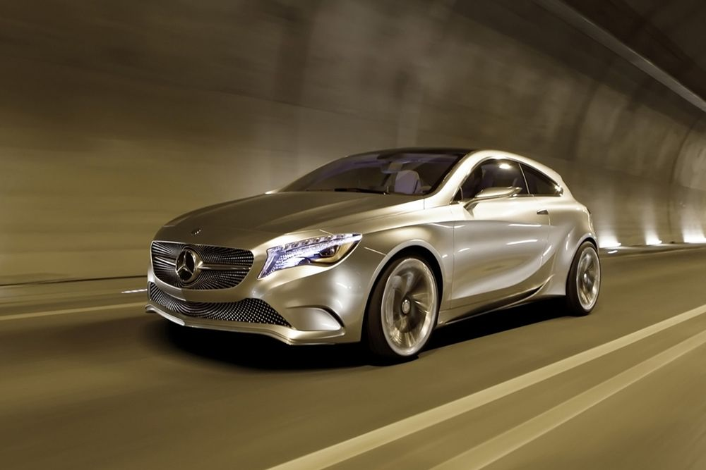 2011 mercedes benz concept a class car review specs