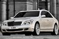 2011 Project Kahn Wedding Commemorative Maybach 57