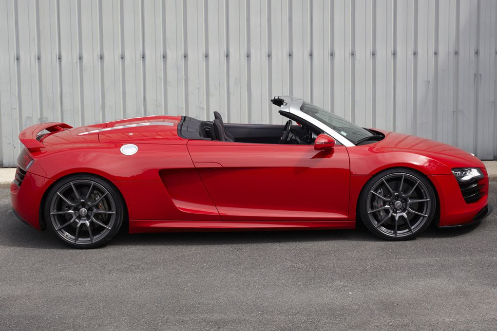 2011 Renm Audi R8 V10 Rms Spyder Specs Pictures Amp Engine