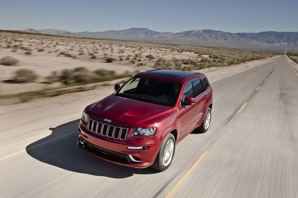 2012 jeep grand cherokee srt8 car review specs pictures. Black Bedroom Furniture Sets. Home Design Ideas