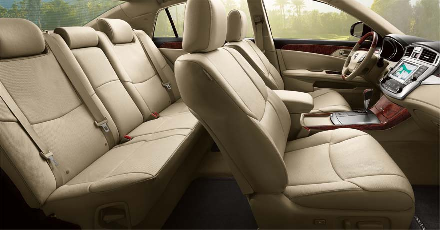 Best Mpg Trucks >> 2011 Toyota Avalon Review, Specs, Pictures, Price & MPG