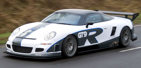 9ff GT9-R fastest cars in the world
