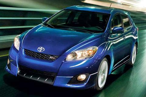 2011 Toyota Matrix Review Specs Pictures Price Mpg