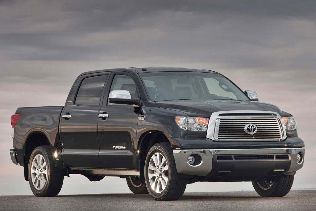 2011 toyota tundra review specs pictures price mpg. Black Bedroom Furniture Sets. Home Design Ideas