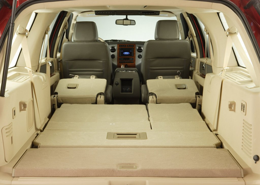 ... Expedition El Cargo Space ~ Which SUV has the largest cargo room