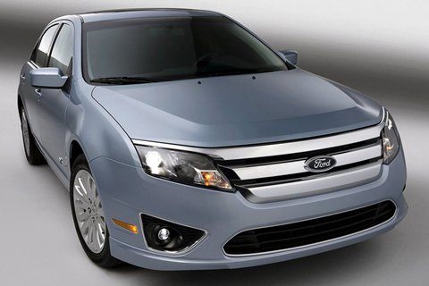 2011 ford fusion hybrid review specs pictures price mpg. Black Bedroom Furniture Sets. Home Design Ideas