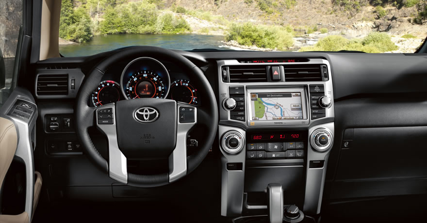 Toyota 4Runner Seating >> 2011 Toyota 4Runner Review, Specs, Pictures, Price & MPG