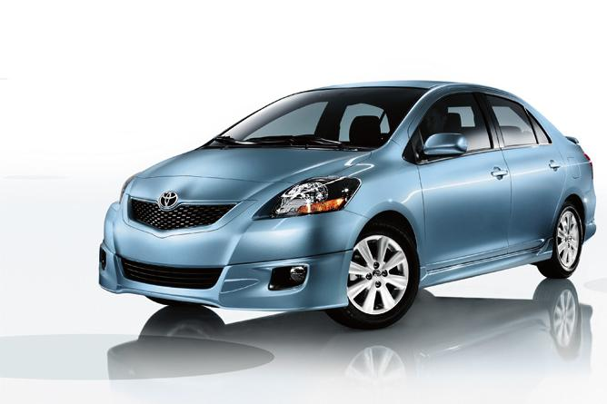 2011 toyota yaris review specs pictures price mpg. Black Bedroom Furniture Sets. Home Design Ideas