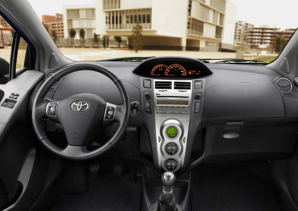 2011 Toyota Yaris Review, Specs, Pictures, Price & MPG