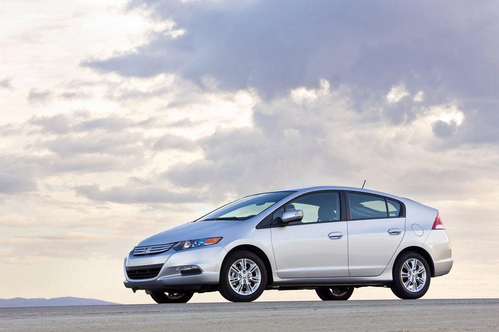 2010 Honda Insight Review Specs Pictures Price Amp Mpg