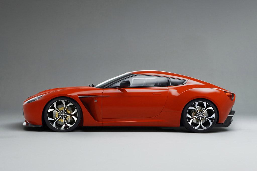 Aston Martin V Zagato The Supercars Car Reviews Pictures - Aston martin v12 zagato specs