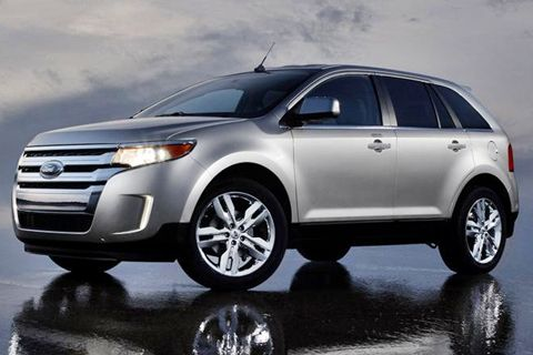 2011 ford edge review specs pictures price mpg. Black Bedroom Furniture Sets. Home Design Ideas