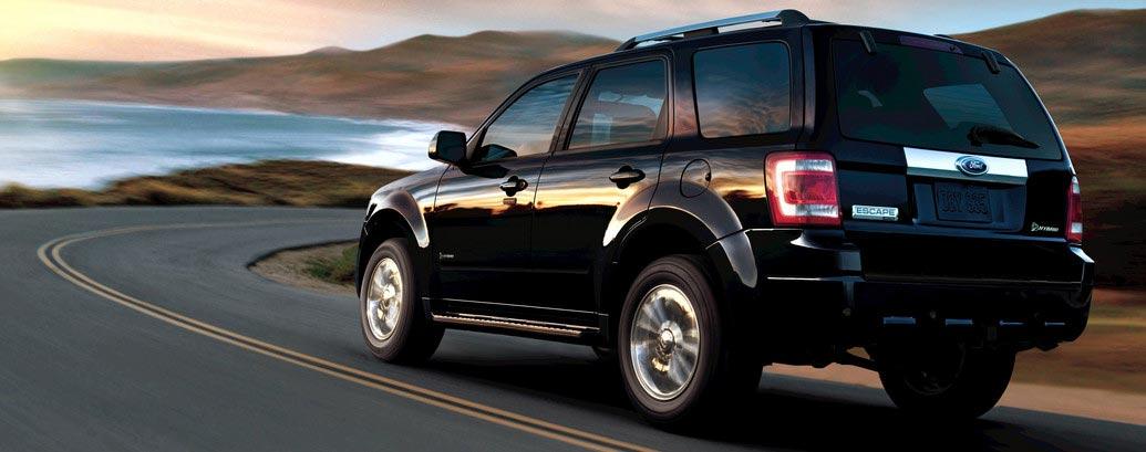 2011 ford escape hybrid review specs pictures price mpg. Black Bedroom Furniture Sets. Home Design Ideas
