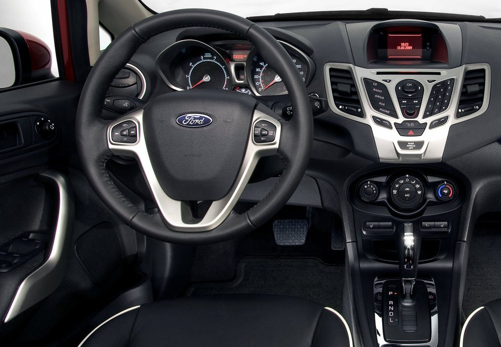 2011 Ford Fiesta Review Specs Pictures Price Amp Mpg