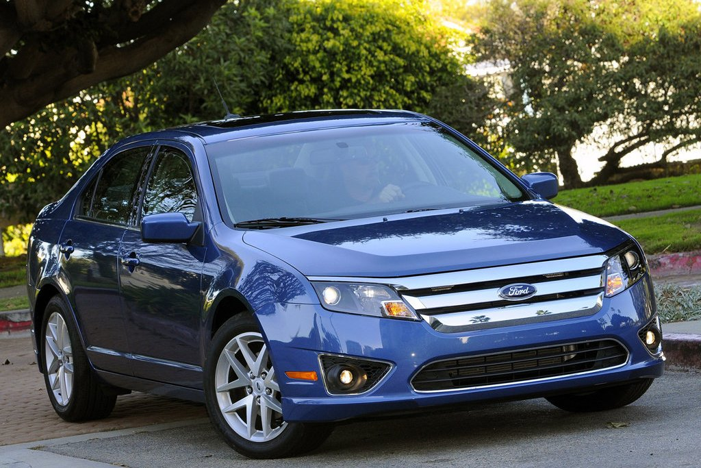 2011 Ford Fusion Sync System 2011 Ford Fusion