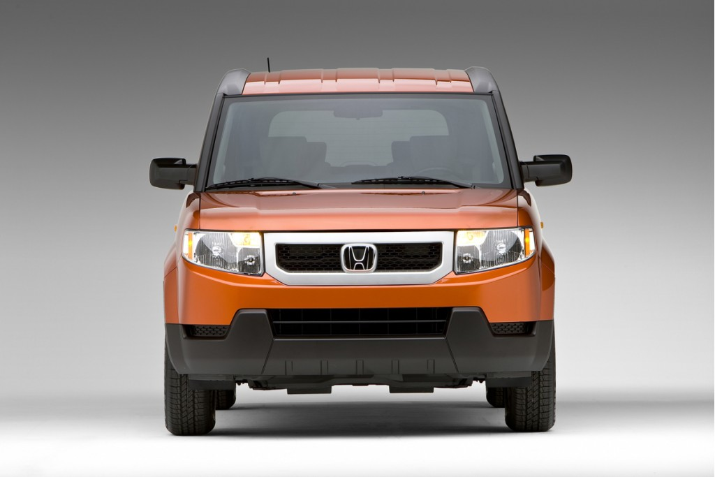 2011 honda element review specs pictures price mpg for Honda element mileage