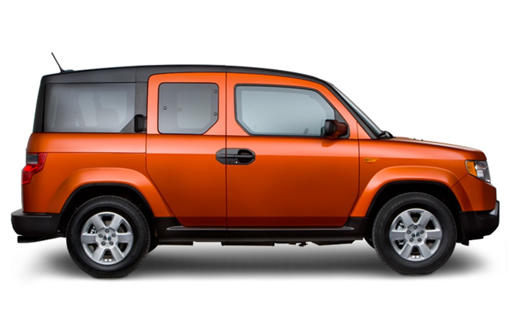 2011 Honda Element Review Specs Pictures Price Amp Mpg
