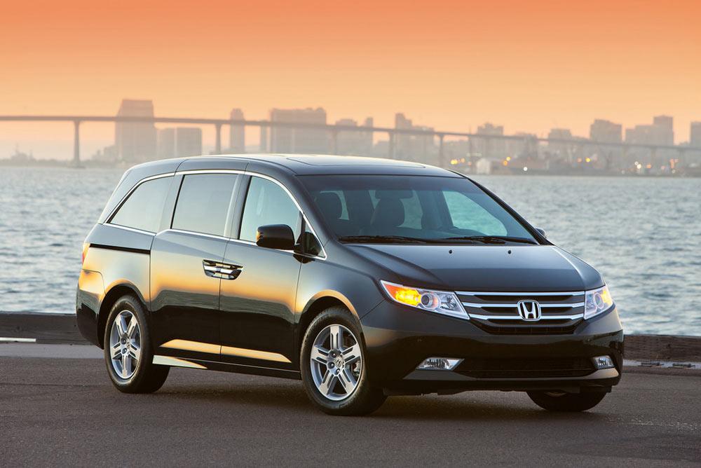 Oil Light 2014 Honda Odyssey Autos Post
