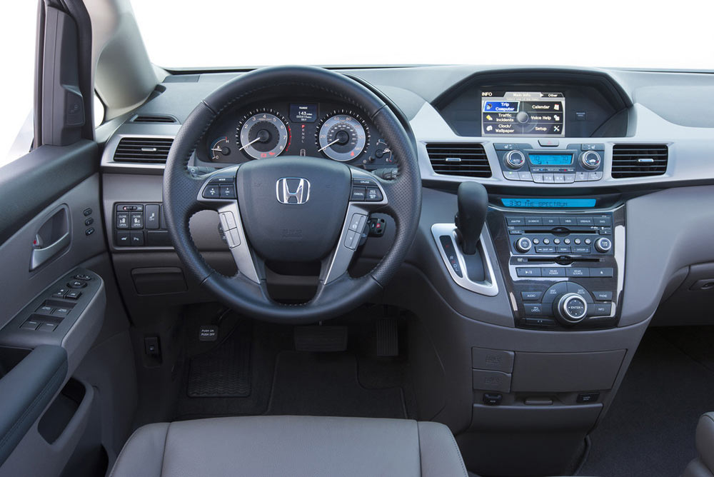 Honda Odyssey Touring Elite >> 2011 Honda Odyssey Review, Specs, Pictures, Price & MPG