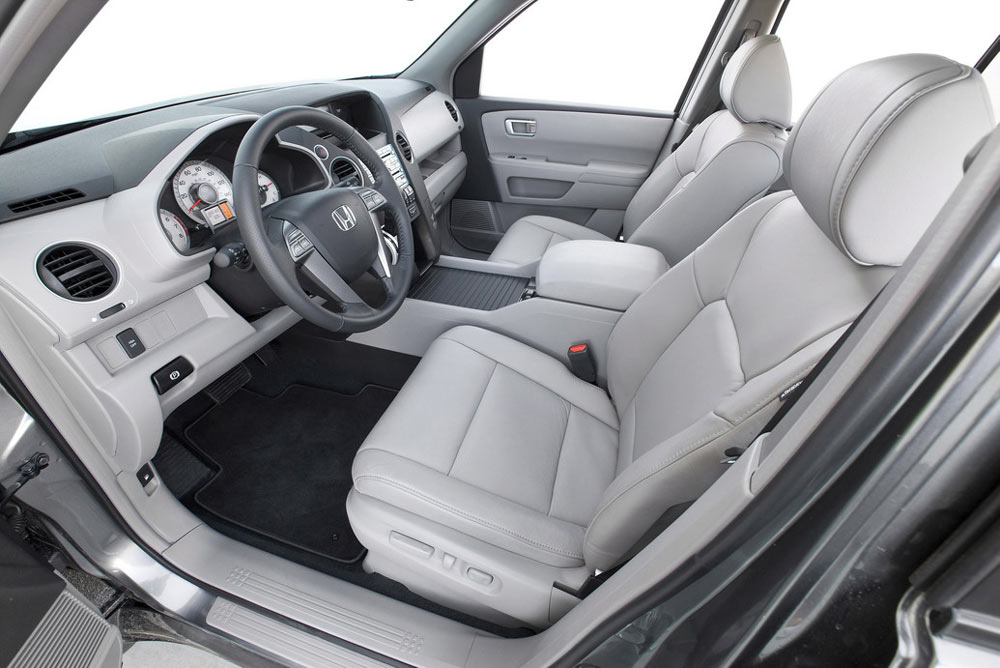 2011 Honda Pilot Review, Specs, Pictures, Price & MPG