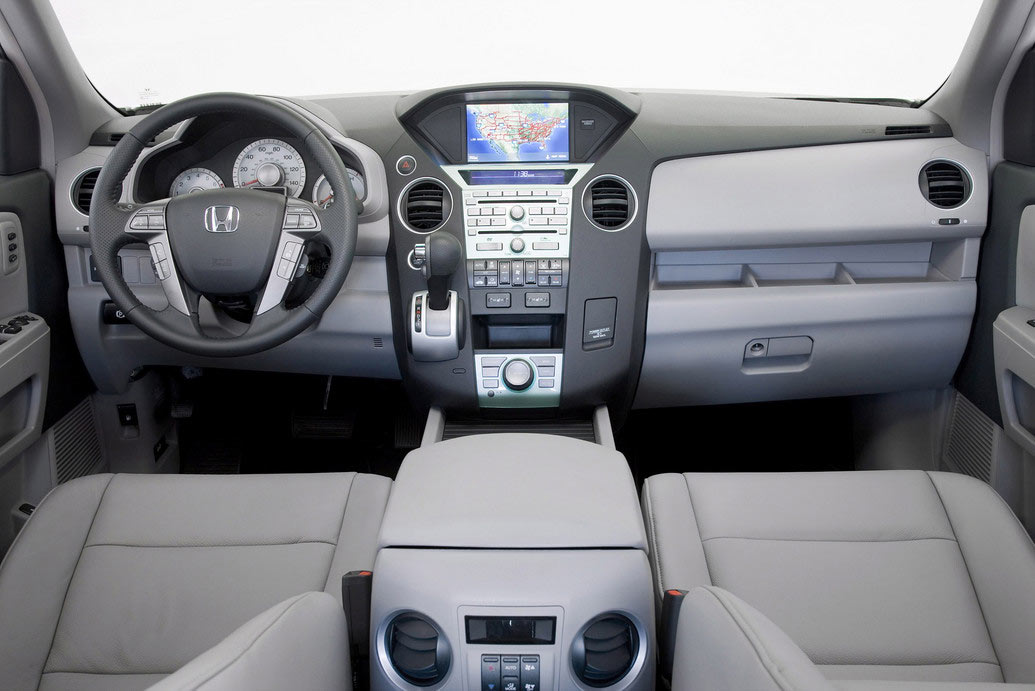 2011 Honda Pilot Review Specs Pictures Price Amp Mpg