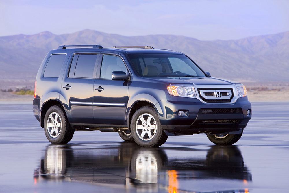 2011 Honda Pilot Review Specs Pictures Price Amp Mpg
