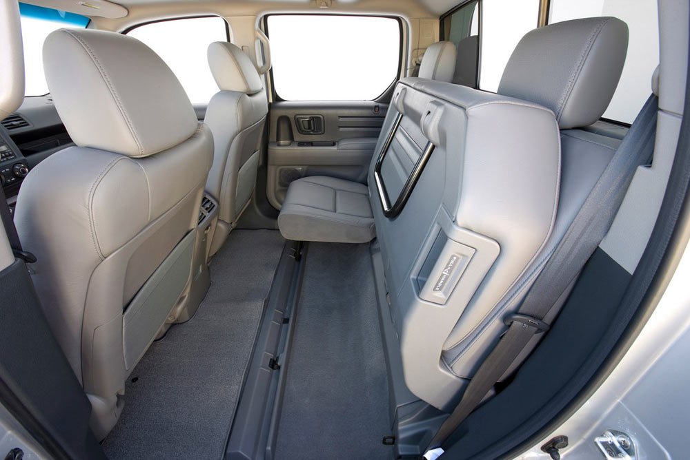 2011 Honda Ridgeline Review Specs Pictures Price Amp Mpg