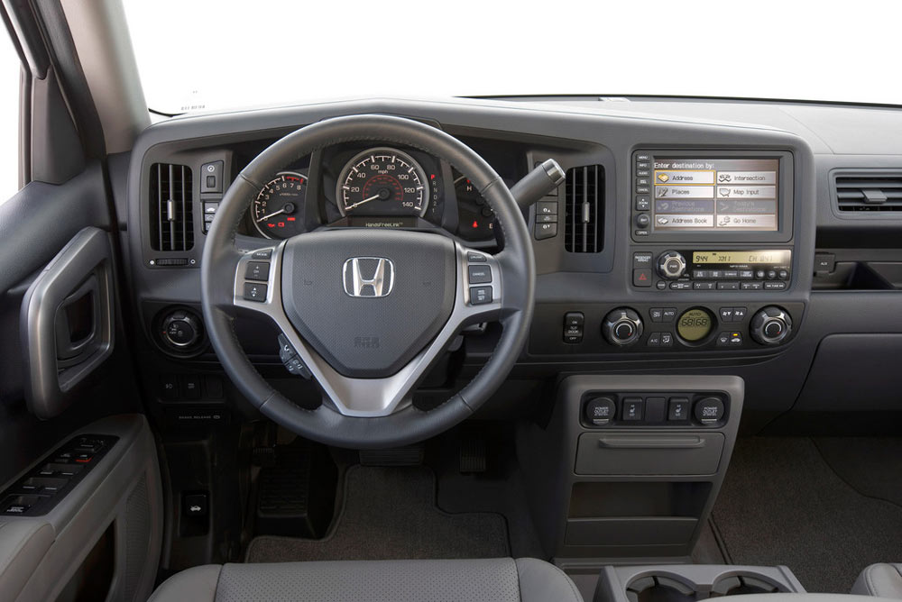 2011 Honda Ridgeline Review Specs Pictures Price Amp Mpg