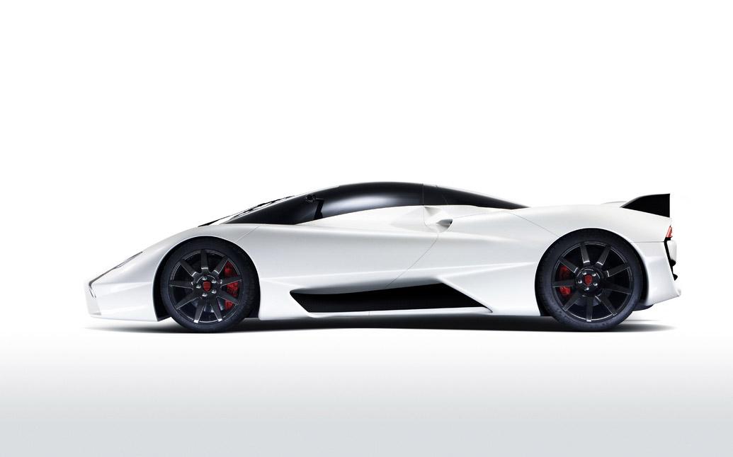Supersonic Car Price