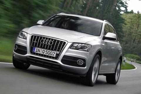 2011 Audi Q5 Re... Q 2011