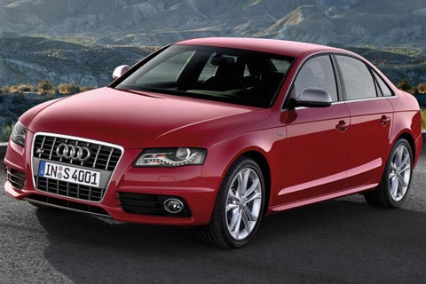 2008 Audi S4 Review, Specs, Pictures, Price & MPG